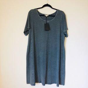 JANE AND DELANCY | Striped Dress